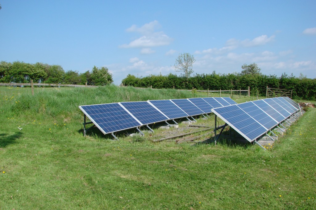 solar panels-Camely